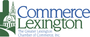 Lexington Chamber of Commerce logo and link