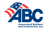 Association of Builders and Contractors Logo and link